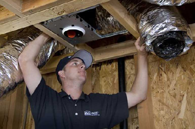 Residential Duct Installation Service & Repair