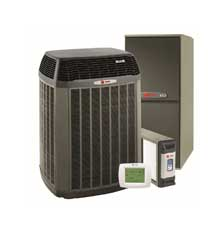 Residential Air Conditioning Installatioin, Service & Repair