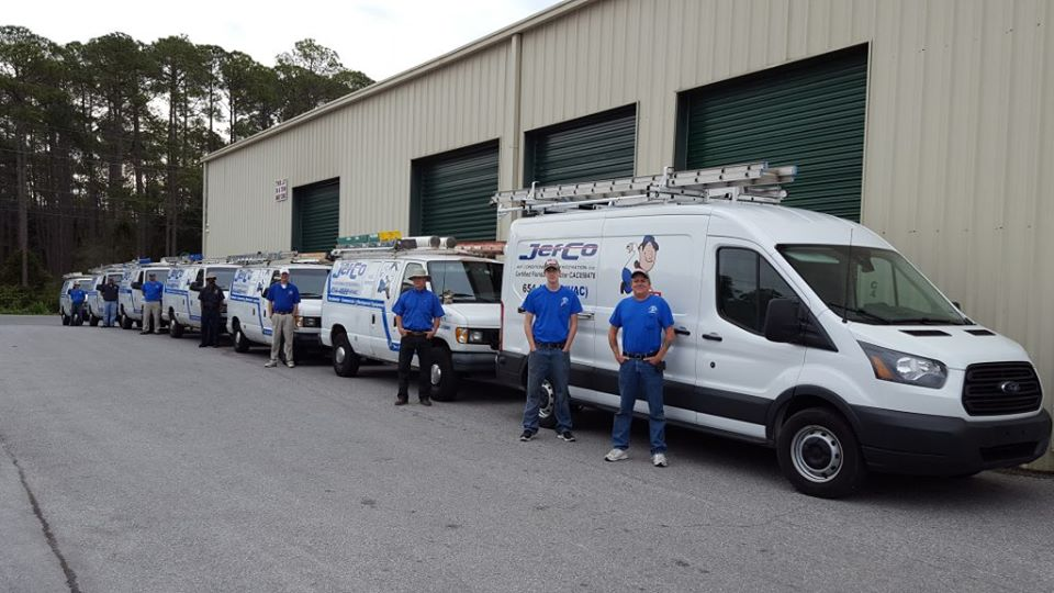 JefCo Air Conditioning & Refrigeration Team