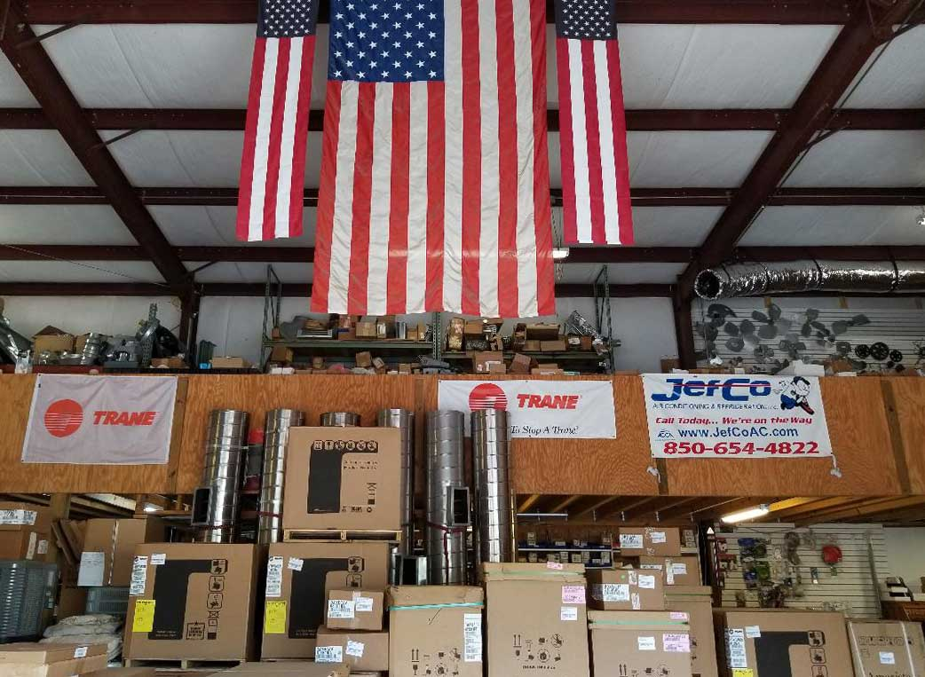 JefCo's Warehouse