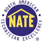 NATE - North American Technician Excellence Logo